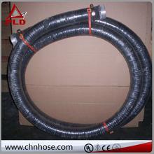 "3/8"" 16mm High Pressure Multipurpose Diesel Black Color SAE J1527 Marine Fuel Hose"