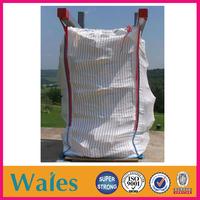 hot sale 1 mt big bag/one ton tote bag,1000kg jumbo bag in 100% pp