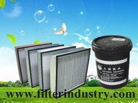 PU glue for HEPA filter