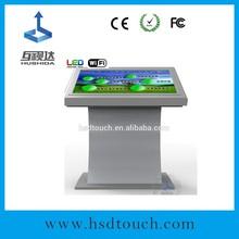 LED android interactive multi Hushida 42 inch tablet pc kiosk
