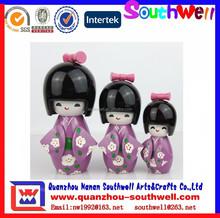 custom cute japanese kimmi doll for souvneir gifts