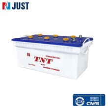 China best quality dry charged car battery N180 for cheap price