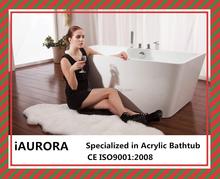 Used Removable Freestanding Acrylic Bathtub