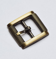 Cheap price, high quality pin buckle for men's shoe and for bag