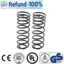 Sample can be produce mitsubishi pajero auto spring/coil spring