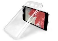 Imak Air Crystal Mobile Phone Case for LG Optimus G Pro E988 ,Transparent PC Phone Case Cover for LG Optimus G Pro E988