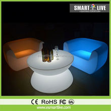 best sale LED new sofa furniture party rental sofa for nightclub