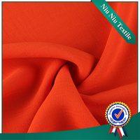 China Manufacturer Beautiful Polyester chiffon check design fabric