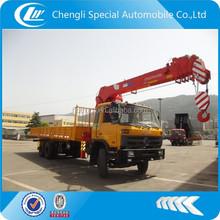 China cheap price sany truck crane