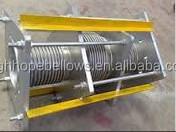Pressure balance compensator larger tie rod