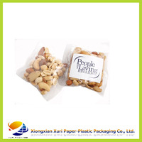 Puffed snack plastic packaging packing material
