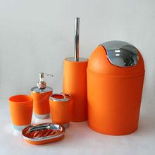 Emejing Accessoire De Salle De Bain Orange Pictures - House Design ...