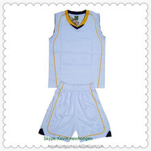 Top quality popular custom fitness basketball wear