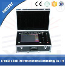 """12"""" Color LCD display industry grade computer contorlled cable fault locator"""