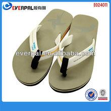 2012 latest cheap EVA slippers flip flop for men