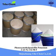 CAS No 132-98-9 Phenoxymethylpenicillin Potassium/Penicillin V Potassium