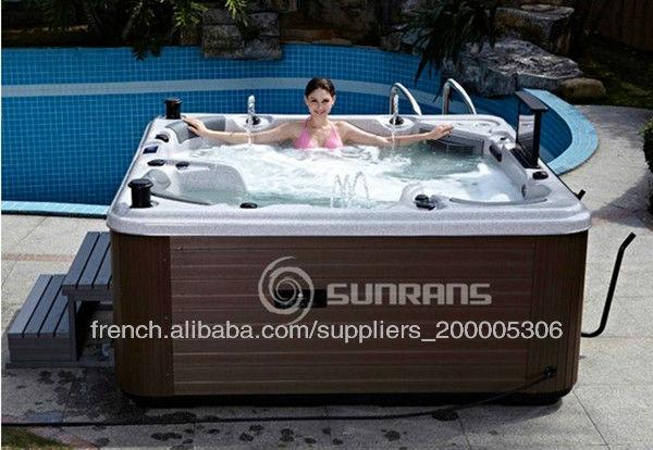 Spa pas cher jacousie massage hot tub avec st rilisateur uv et syst me balboa - Spa massage pas cher ...