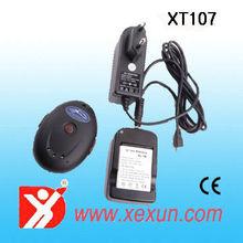 auto gps tracker device XT107 hand-held controller elder alarm