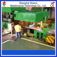 single stand, 4-high aluminum reversible rolling mill in China for sale and design