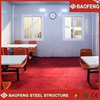 security customized modern design office building