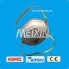 FFP2 activated carbon filter dust mask /Filtration Efficiency(94%) Dust mask