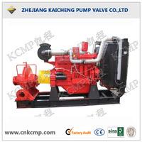 100 HP agriculture irrigation diesel water pump
