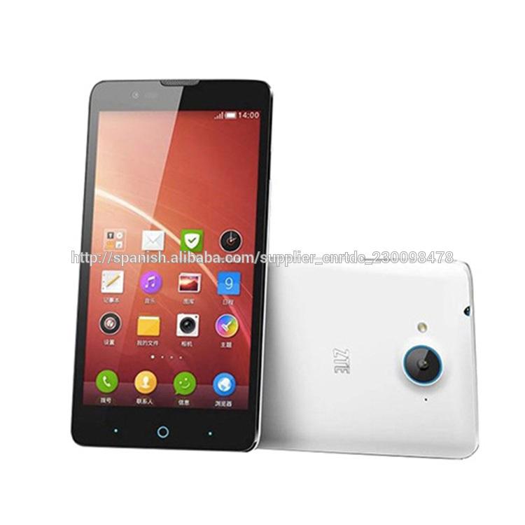 ZTE V5 Red Bull Snapdragon MSM8926 Quad Core 2GB RAM 8GB ROM Teléfono Móvil 5 pulgadas IPS 5.0MP+13.0MP Cámara GPS