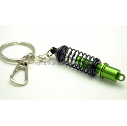Shock Adjustable Coilover Suspension Damper keyring Key Chain