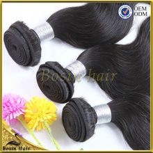 wholesale price!!!Double Drawn 6A Grade 100% Virgin Peruvian Body Wave Hair