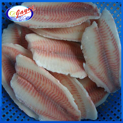 delicious high quality no chemical iqf ivp tilapia fillet detail