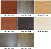 8mm HDF/laminate cheap parquet flooring from Foshan factory