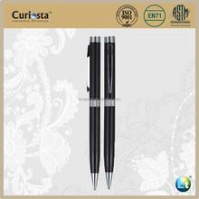 High quality metal Twist open ballpoint pen