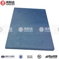blue board insulation of fiberglass composite resin