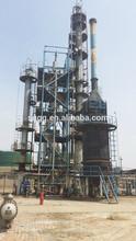 Green & Safe Waste Motor Oil to Diesel Refining Plant for Sale