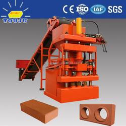 LY1-10 presses ecological bricks hydraulic pressure method kenya soil cement interlocking