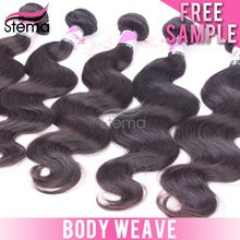 New Guangzhou Best Seller wholesale cheap 100% unprocessed virgin cambodian hair body wave buy human hair online