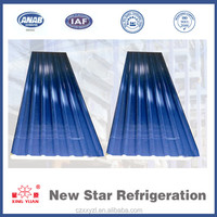 PU roof sandwich panel for cold room storage