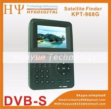 2015 hot selling digital satlink ws-6908 sat finder kpt-968g for all over the world
