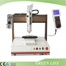Industrial waterproof sealant automatic filling machine/ silicone sealant filling machine