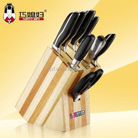 mirror finish kitchen knife set 5pcs mirror finish kitchen knife set