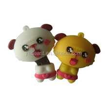 2015 Promotional gift and cheap price pvc usb flash drive 4gb/pvc usb 2.0 flash disk/pvc cartoon usb flash drive