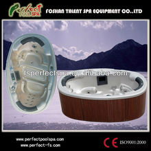 2012 luxury large outdoor spa pool with two person bathtub