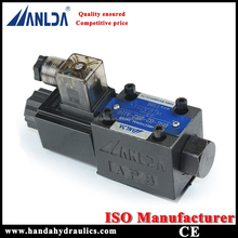 good quality low price machinery parker solenoid valve with led lights
