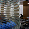 ROCKY 10mm 12mm corrugated shape curved glass