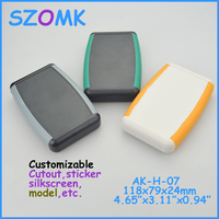 portable electronic enclosures for handheld