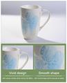 11 oz sublimación tazas