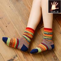 Korean original thick warm plain white tube socks solid lady in tube ladies stylish socks