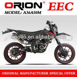 China Apollo ORION EEC motorcycle 50CC On Road Motorcycle Enduro(AGB-36,RX 50 17/17)