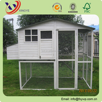 CC036 hot sell factory price chicken coop design