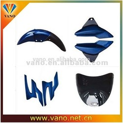 Professionally offer blue color BAJAJ 135 motorcycle plastic parts